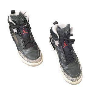 Boys Black Jordans Size 6Y